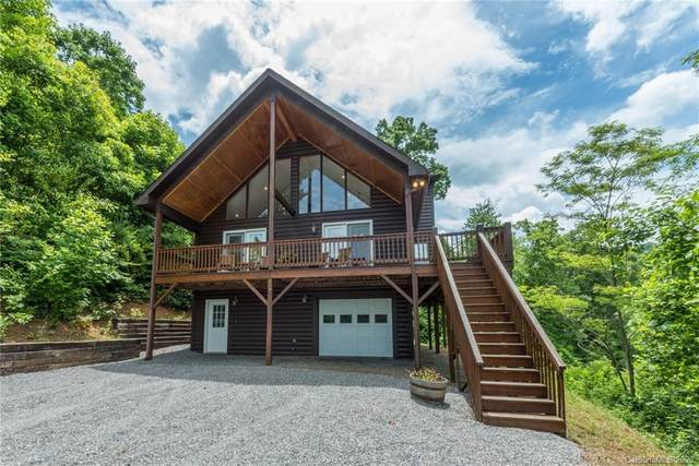 264 S Pinnacle Drive, Burnsville, NC 28714 (#3638368) :: Stephen Cooley Real Estate Group