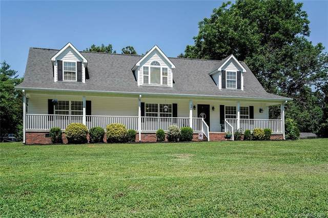 558 Pineville Road, Statesville, NC 28677 (#3638427) :: LePage Johnson Realty Group, LLC