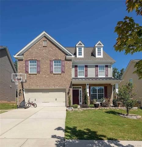 11005 Aspen Ridge Lane, Concord, NC 28027 (#3638509) :: Premier Realty NC