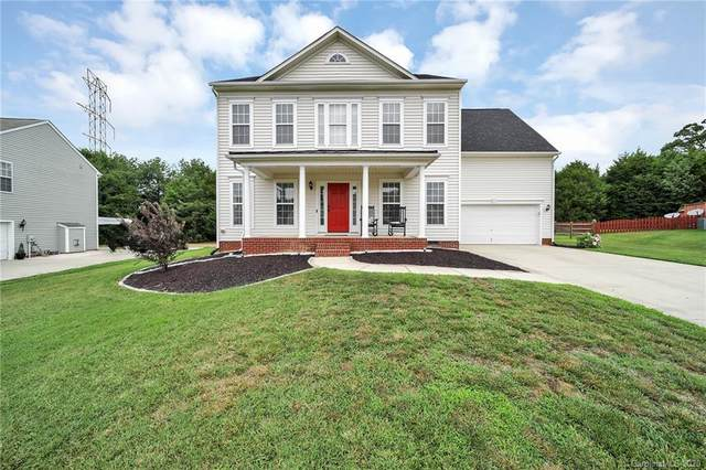 3019 Rosewater Lane, Indian Trail, NC 28079 (#3638534) :: Robert Greene Real Estate, Inc.
