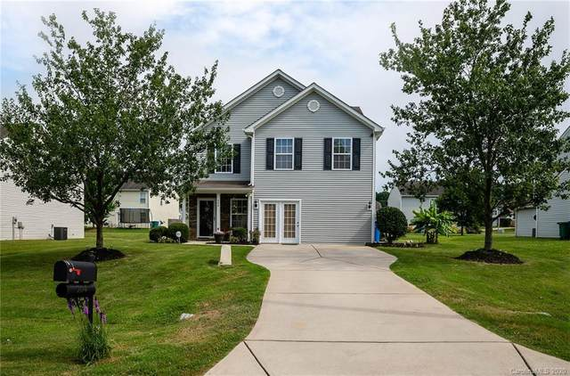 204 Buckboard Lane, Albemarle, NC 28001 (#3638548) :: Austin Barnett Realty, LLC