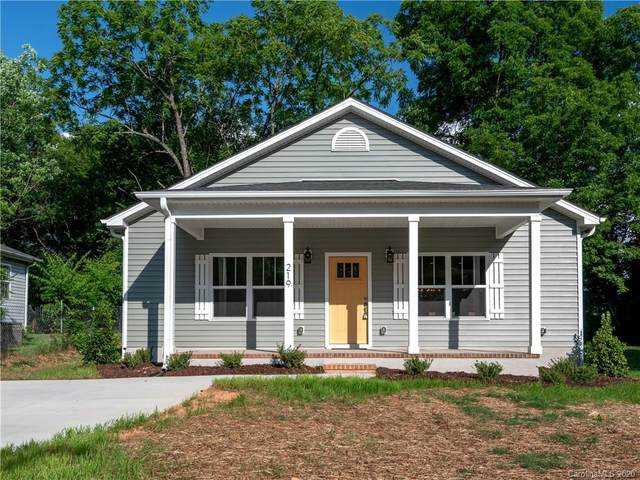 219 Harrison Street, Charlotte, NC 28208 (#3638555) :: LePage Johnson Realty Group, LLC