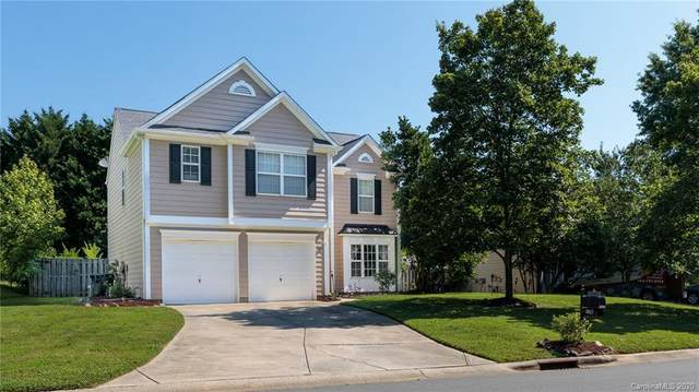 7817 Leisure Lane, Huntersville, NC 28078 (#3638572) :: Odell Realty