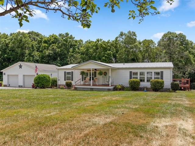 1527 Highland Bluff Court, Lincolnton, NC 28092 (#3638634) :: Miller Realty Group