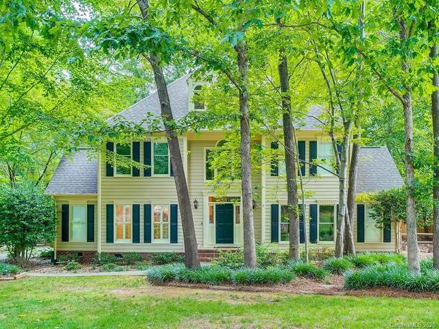 7209 Cobblecreek Drive #36, Matthews, NC 28104 (#3638645) :: Homes with Keeley | RE/MAX Executive