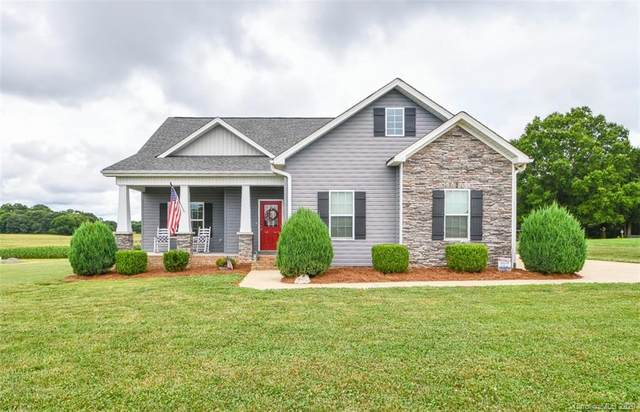 4119 Highland Pointe Drive, Monroe, NC 28110 (#3638650) :: LePage Johnson Realty Group, LLC