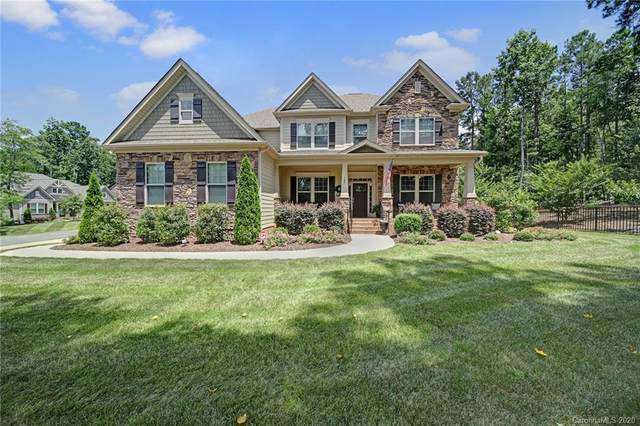 708 Fawns Glen Place, Lake Wylie, SC 29710 (#3638697) :: Puma & Associates Realty Inc.