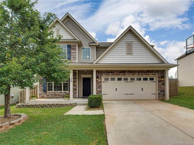 158 Saye Place, Mooresville, NC 28115 (#3638790) :: Robert Greene Real Estate, Inc.