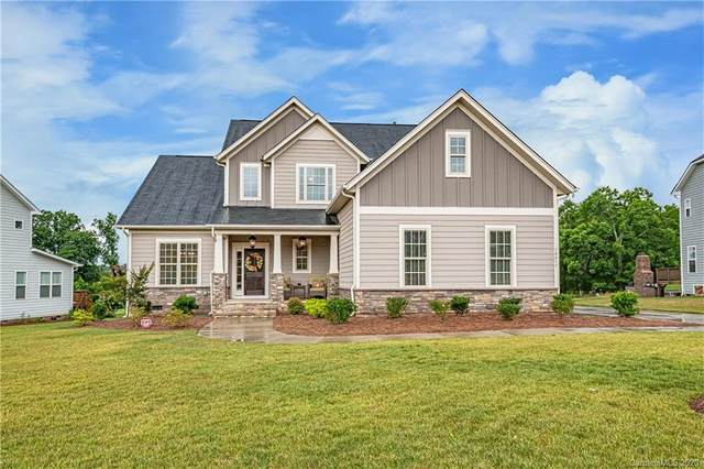 10417 Sable Cap Road, Mint Hill, NC 28227 (#3638809) :: Odell Realty