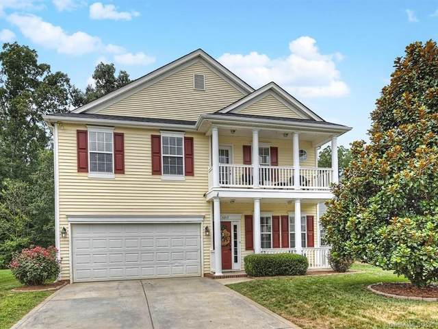 4217 High Shoals Drive, Monroe, NC 28110 (#3638837) :: Carlyle Properties