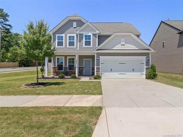 106 Rockhopper Lane, Mooresville, NC 28115 (#3638843) :: Rinehart Realty