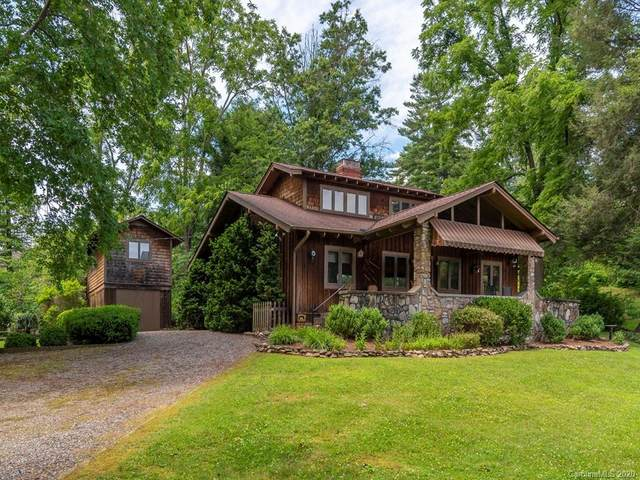 136 Littleton Road, Lake Junaluska, NC 28745 (#3638864) :: LePage Johnson Realty Group, LLC