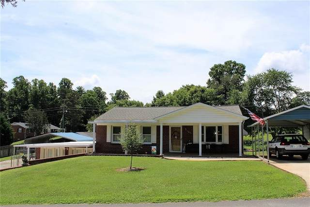 1031 Elm Circle, Granite Falls, NC 28630 (#3638870) :: Carver Pressley, REALTORS®