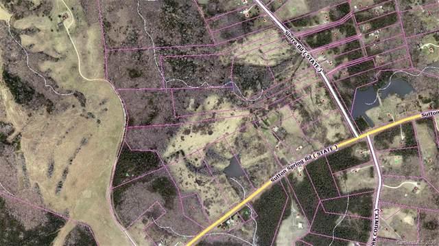 00 Sutton Spring Road 117.65 Acres, York, SC 29745 (#3638881) :: Rinehart Realty