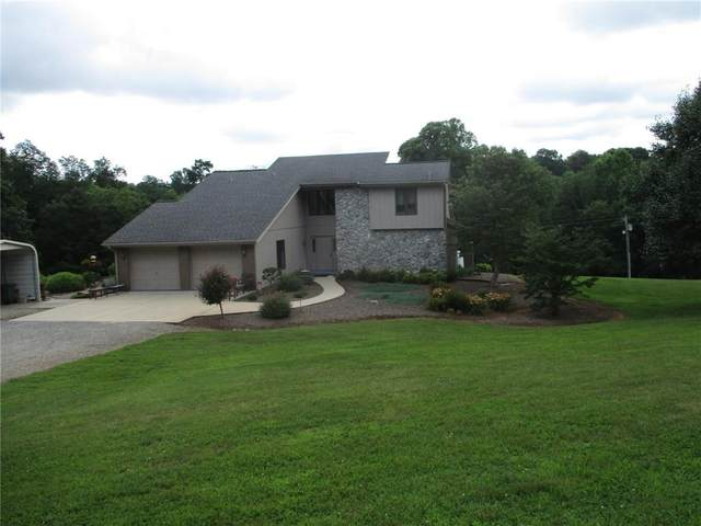 510 Golf Course Lane, Taylorsville, NC 28681 (#3638915) :: Carlyle Properties
