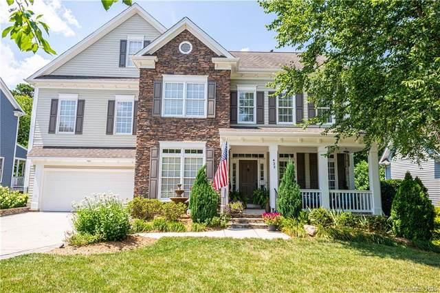 422 Vintage Hill Lane, Huntersville, NC 28078 (#3638940) :: LePage Johnson Realty Group, LLC
