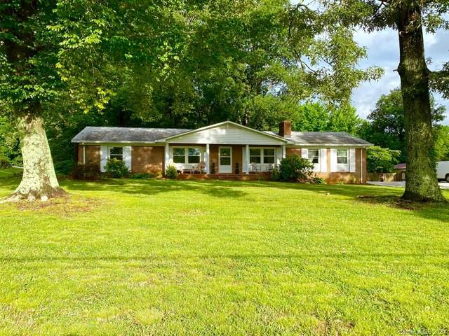 1462 Mount Ulla Highway, Mt Ulla, NC 28125 (#3638988) :: MartinGroup Properties