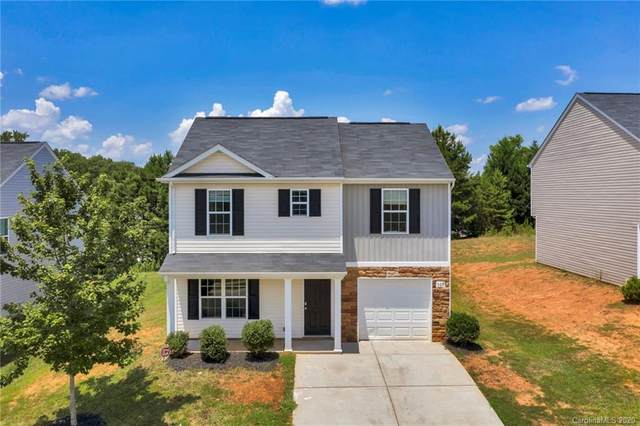509 Ellingsworth Lane, Charlotte, NC 28214 (#3638997) :: Homes Charlotte