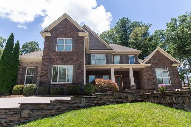 3640 Wandering Lane NE, Hickory, NC 28601 (#3639101) :: LePage Johnson Realty Group, LLC