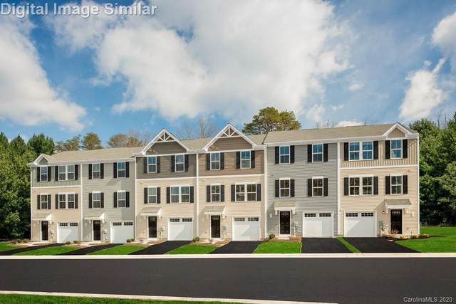 2640 Mccurdy Trail 1010F, Charlotte, NC 28269 (#3639126) :: Odell Realty