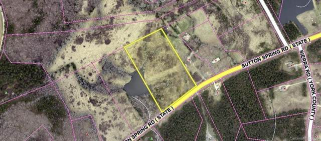 00 Sutton Spring Road Lot 10, York, SC 29745 (#3639153) :: Mossy Oak Properties Land and Luxury