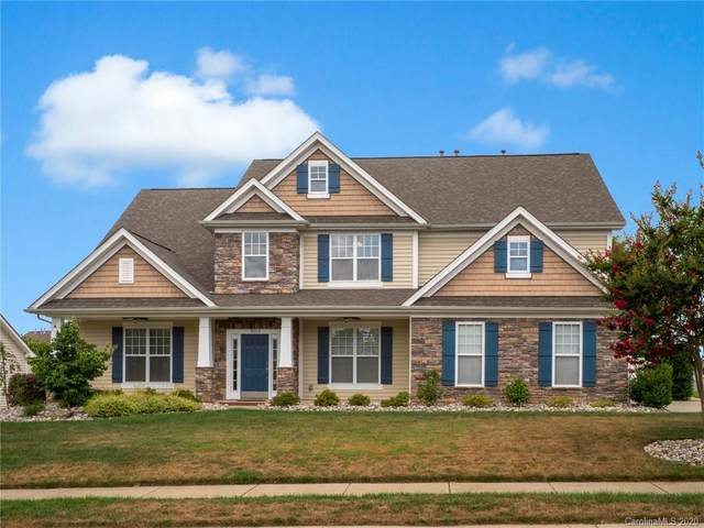 8000 Magna Lane, Indian Trail, NC 28079 (#3639158) :: Carlyle Properties