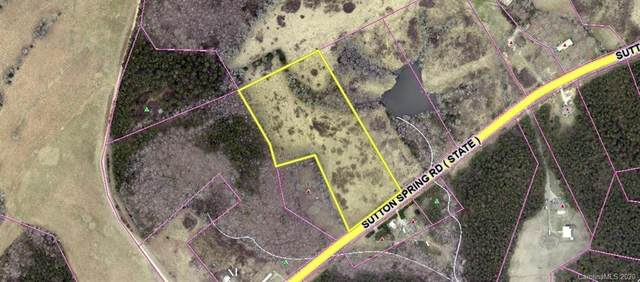 00 Sutton Spring Road Lot 12, York, SC 29745 (#3639166) :: Mossy Oak Properties Land and Luxury
