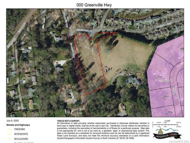 000 Greenville Highway, Hendersonville, NC 28792 (#3639171) :: Zanthia Hastings Team
