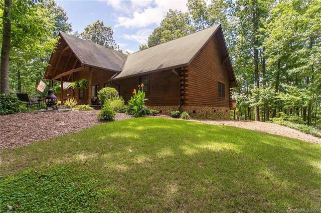 775 Bill Curlee Road, Polkton, NC 28135 (#3639179) :: LePage Johnson Realty Group, LLC