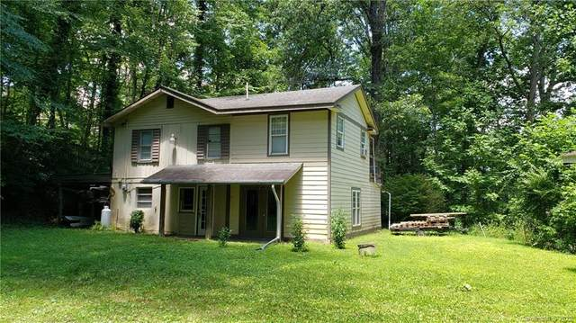 3200 Old Ccc Road, Hendersonville, NC 28739 (#3639186) :: High Performance Real Estate Advisors