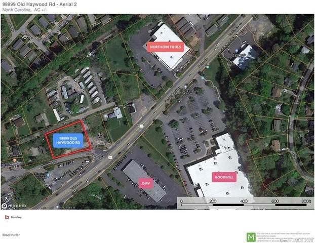 99999 Old Haywood Road, Asheville, NC 28806 (#3639189) :: Rinehart Realty