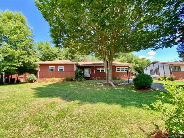 322 W Miller Street, Salisbury, NC 28144 (#3639196) :: High Performance Real Estate Advisors