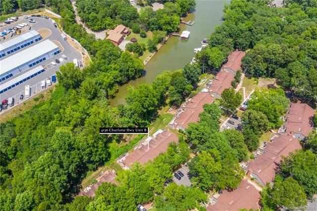 4136 Charlotte Highway B, Lake Wylie, SC 29710 (#3639247) :: Johnson Property Group - Keller Williams