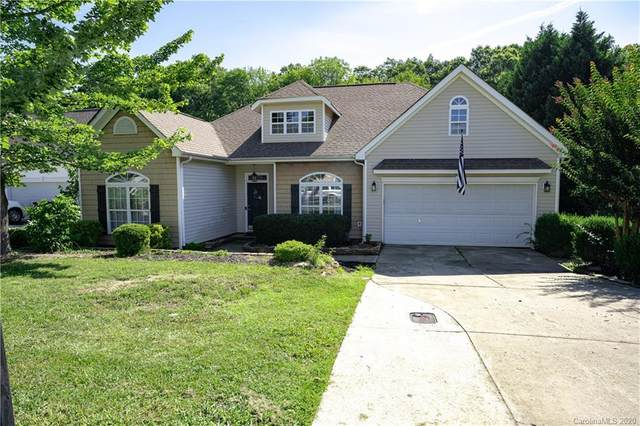 1007 Oakstone Drive, Monroe, NC 28110 (#3639296) :: The Premier Team at RE/MAX Executive Realty