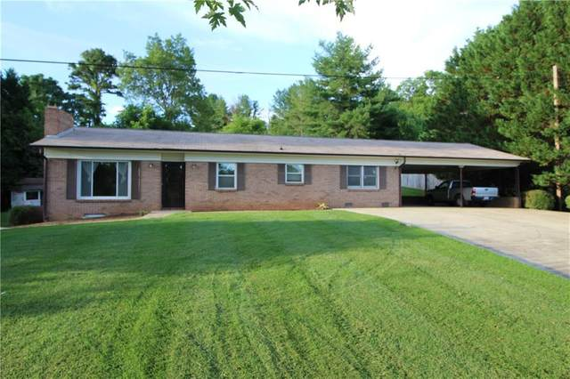 520 Cottrell Hill Road, Lenoir, NC 28645 (#3639300) :: Stephen Cooley Real Estate Group
