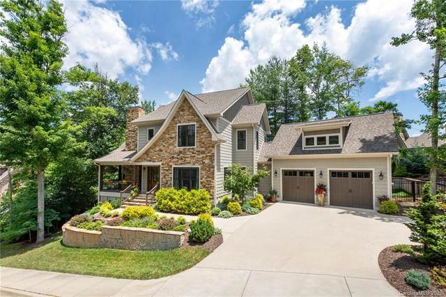 4 Magnolia View Trail, Asheville, NC 28804 (#3639305) :: High Performance Real Estate Advisors