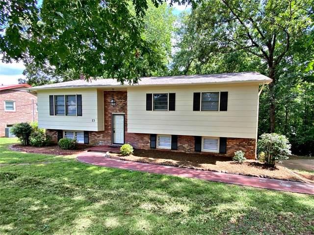 13 Plaza Drive, Granite Falls, NC 28630 (#3639314) :: LePage Johnson Realty Group, LLC