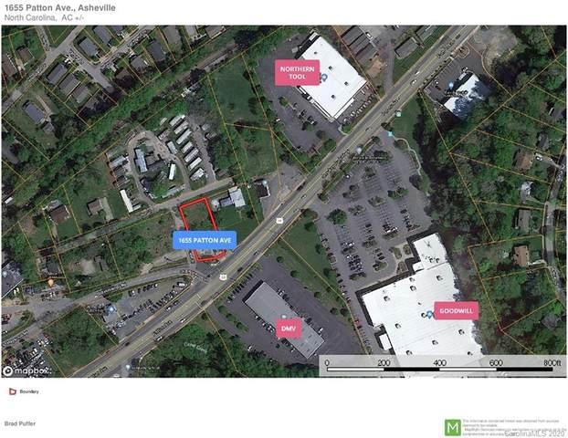 1655 Patton Avenue, Asheville, NC 28806 (#3639319) :: Rinehart Realty