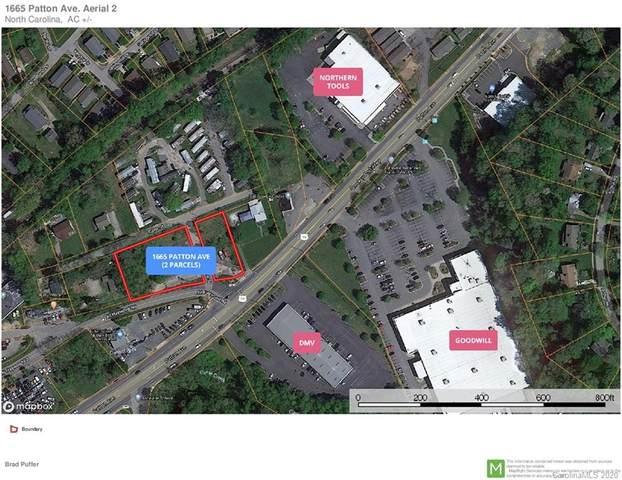 1665 Patton Avenue, Asheville, NC 28806 (#3639327) :: Rinehart Realty