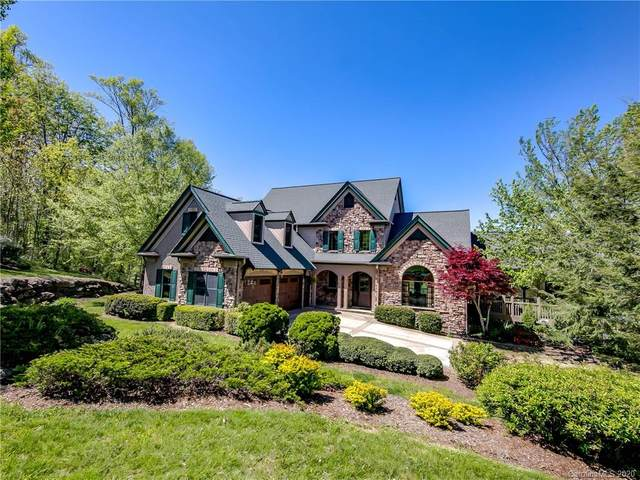 445 Mitchell View Drive, Hendersonville, NC 28792 (#3639333) :: Premier Realty NC