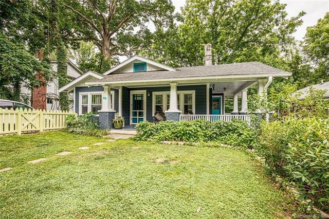 40 Dellwood Street, Asheville, NC 28806 (#3639354) :: Wilkinson ERA Real Estate
