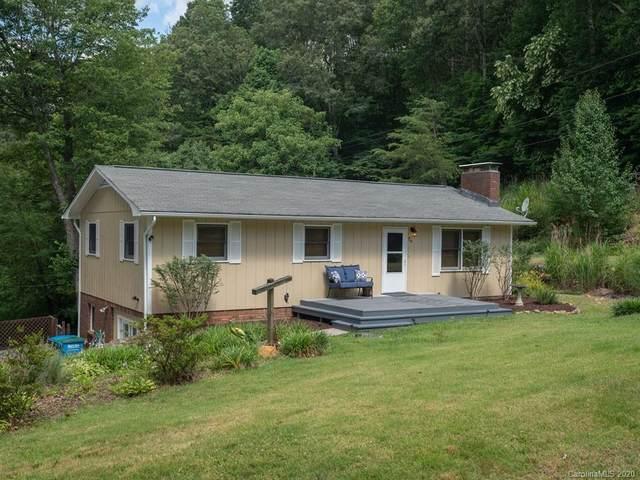 20 Mountain Drive, Candler, NC 28715 (#3639363) :: The Sarver Group