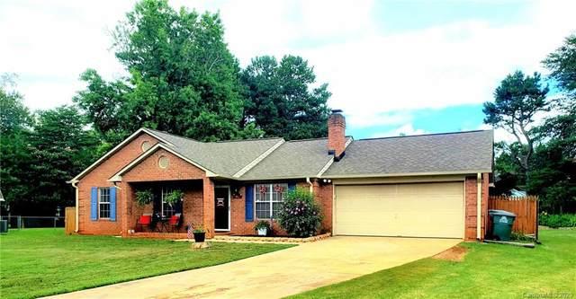 1155 Phillip Street #54, Salisbury, NC 28147 (#3639414) :: High Performance Real Estate Advisors