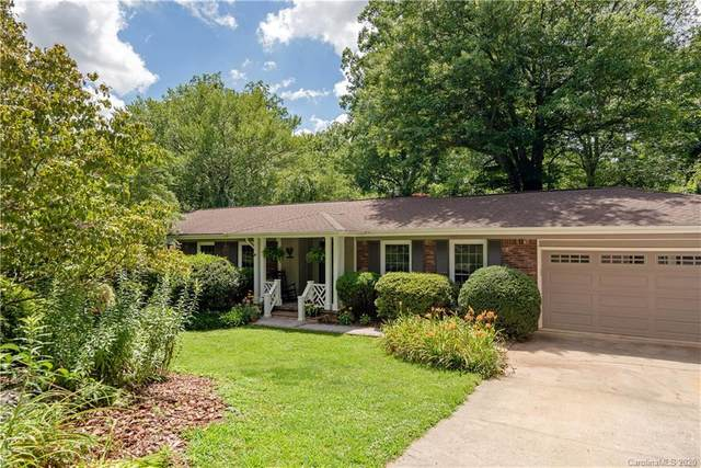 1 Springside Park, Asheville, NC 28803 (#3639453) :: Wilkinson ERA Real Estate