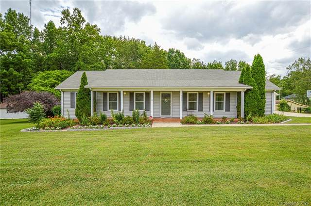 4009 Back Creek Church Road, Charlotte, NC 28213 (#3639455) :: Stephen Cooley Real Estate Group