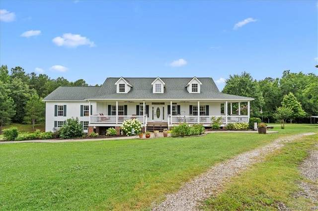 3968 Mountain Gap Road, Blackstock, SC 29014 (#3639463) :: Zanthia Hastings Team