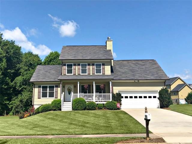 1623 Berkshire Drive, Hickory, NC 28602 (#3639465) :: LePage Johnson Realty Group, LLC