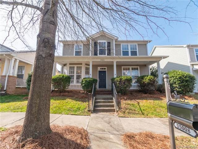 15008 Almondell Drive #7, Huntersville, NC 28078 (#3639471) :: Puma & Associates Realty Inc.