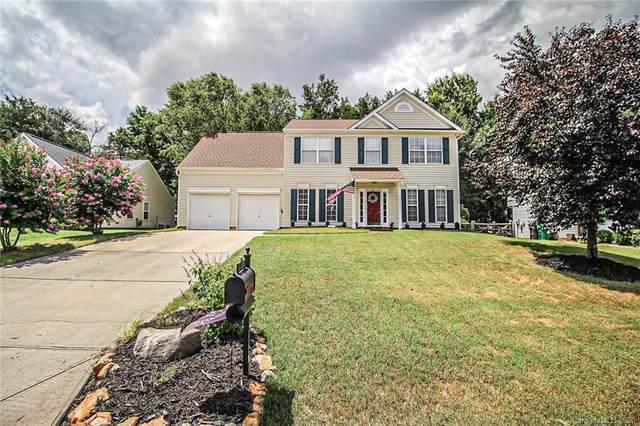 14125 Arbor Ridge Drive, Charlotte, NC 28273 (#3639510) :: MOVE Asheville Realty