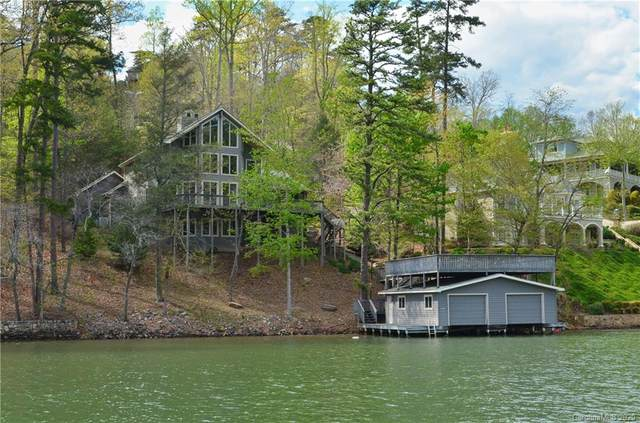 140 Shoreline Court, Lake Lure, NC 28746 (#3639540) :: Rinehart Realty